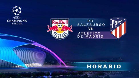 RB Leipzig – Atlético de Madrid: jornada 6 de la Champions League.