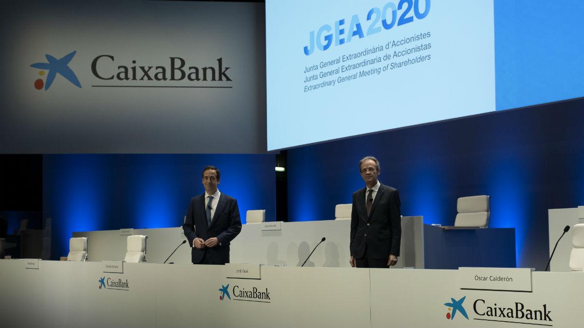 Junta de accionistas de Caixabank