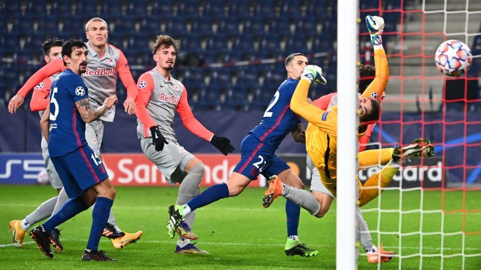Salzburgo – Atlético de Madrid de la Champions League hoy, en directo