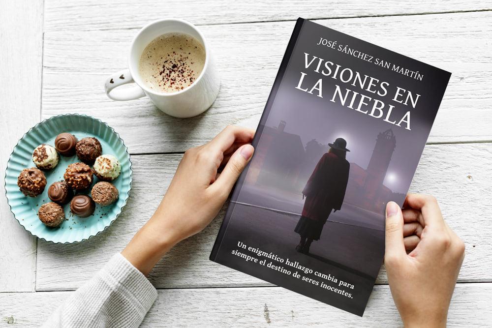 'Visiones en la niebla' de José Sánchez San Martín. @Redes Sociales