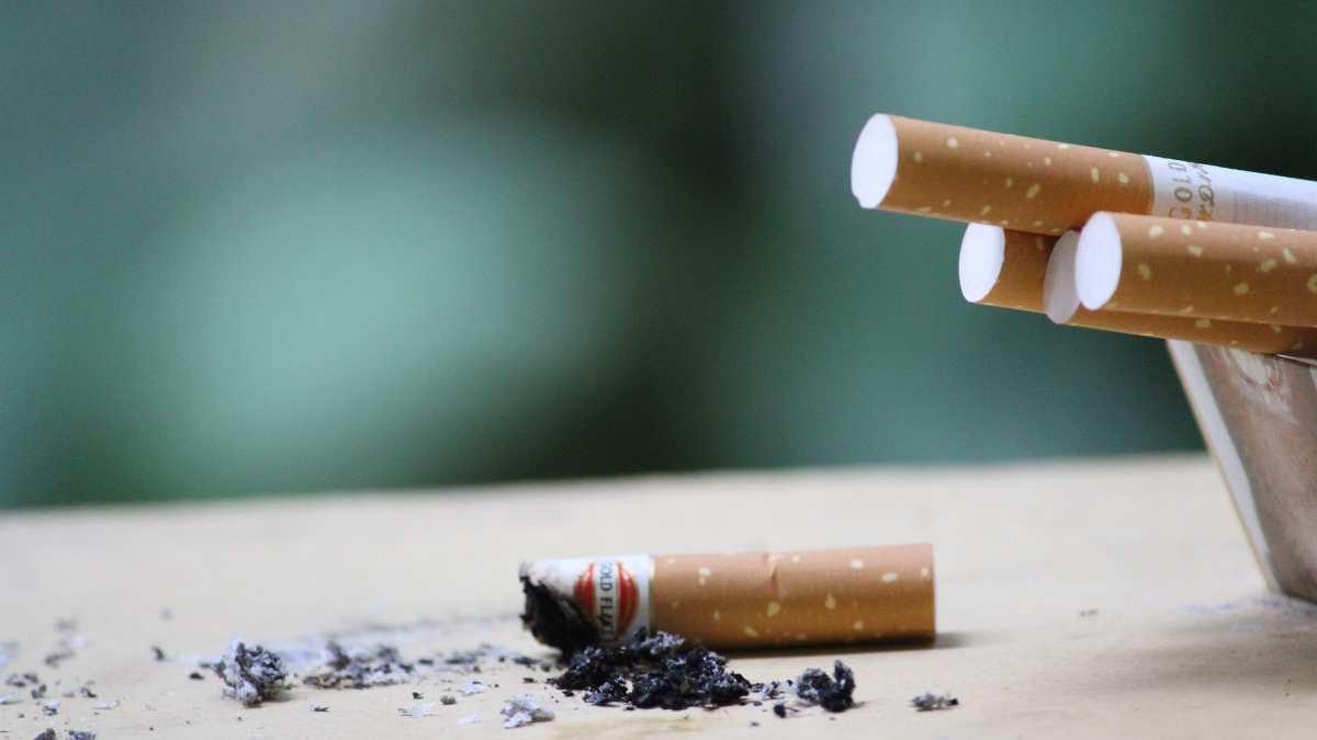 Mitos del tabaco
