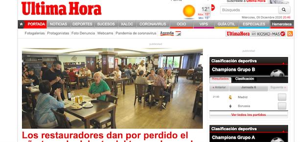 Diario balear Última Hora
