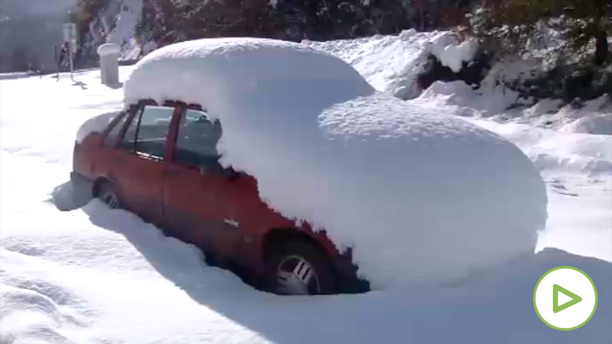 El temporal Ernest abandona España dejando inundaciones y fuertes nevadas.