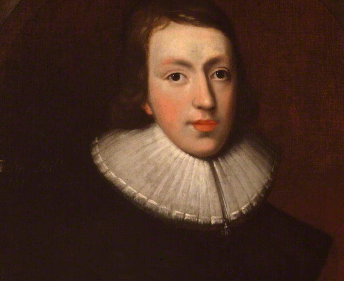 Frases del poeta John Milton en el día de su nacimiento