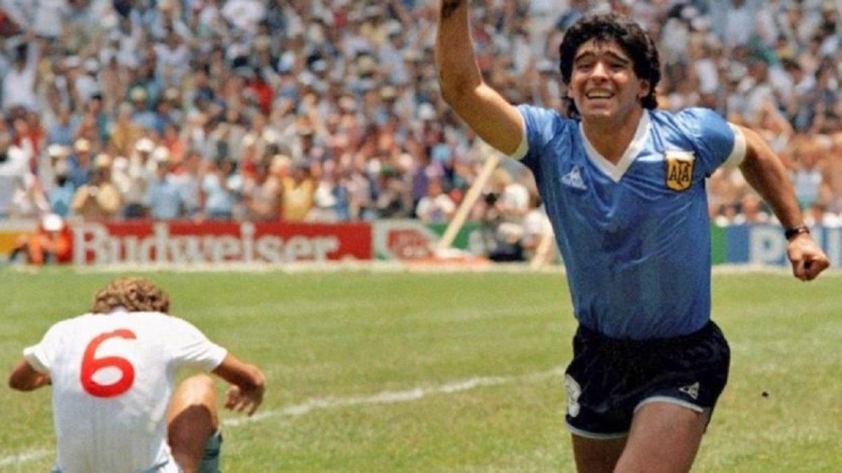 Maradona, personaje fallecido en 2020