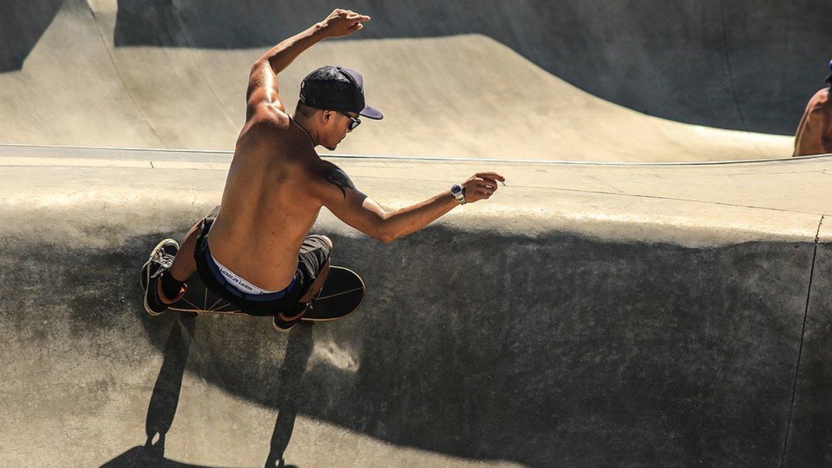 Beneficios del skateboarding, nombrado deporte oficial para los Juegos Olímpicos de París 2024