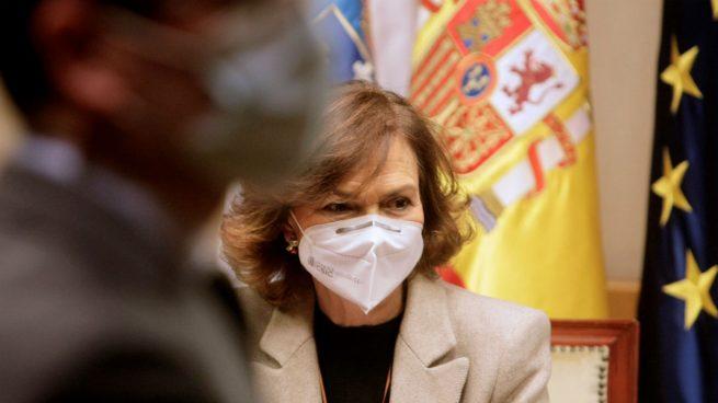 Carmen Calvo Constitucional