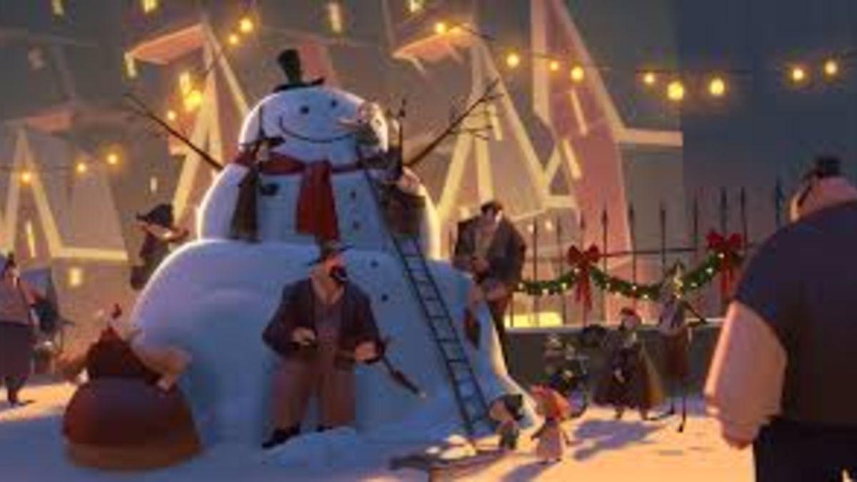 Descubre los especiales y películas de dibujos que puedes ver en Netflix y Disney + con los niños esta Navidad
