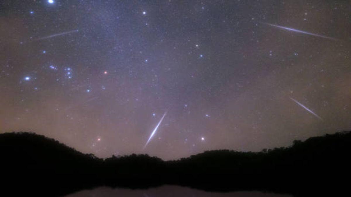 Descubre cuándo y cómo ver la lluvia de estrellas de las Gemínidas