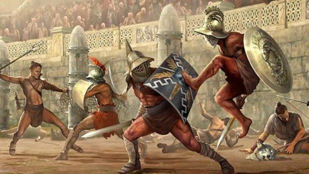 Los gladiadores más famosos de la Antigua Roma
