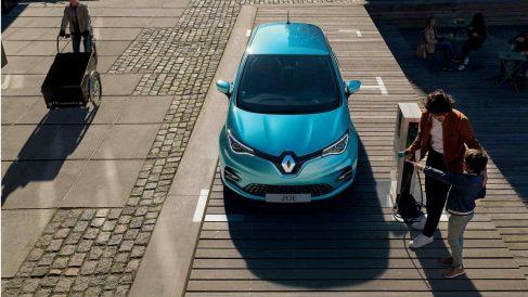 Uno de los coches eléctricos más vendidos: el Renault Zoe