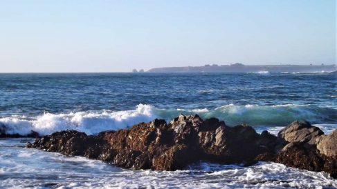 Cambio climático y el mar