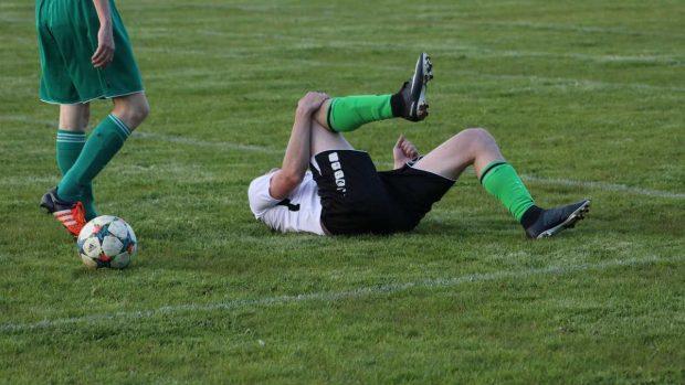 Lesión deportista