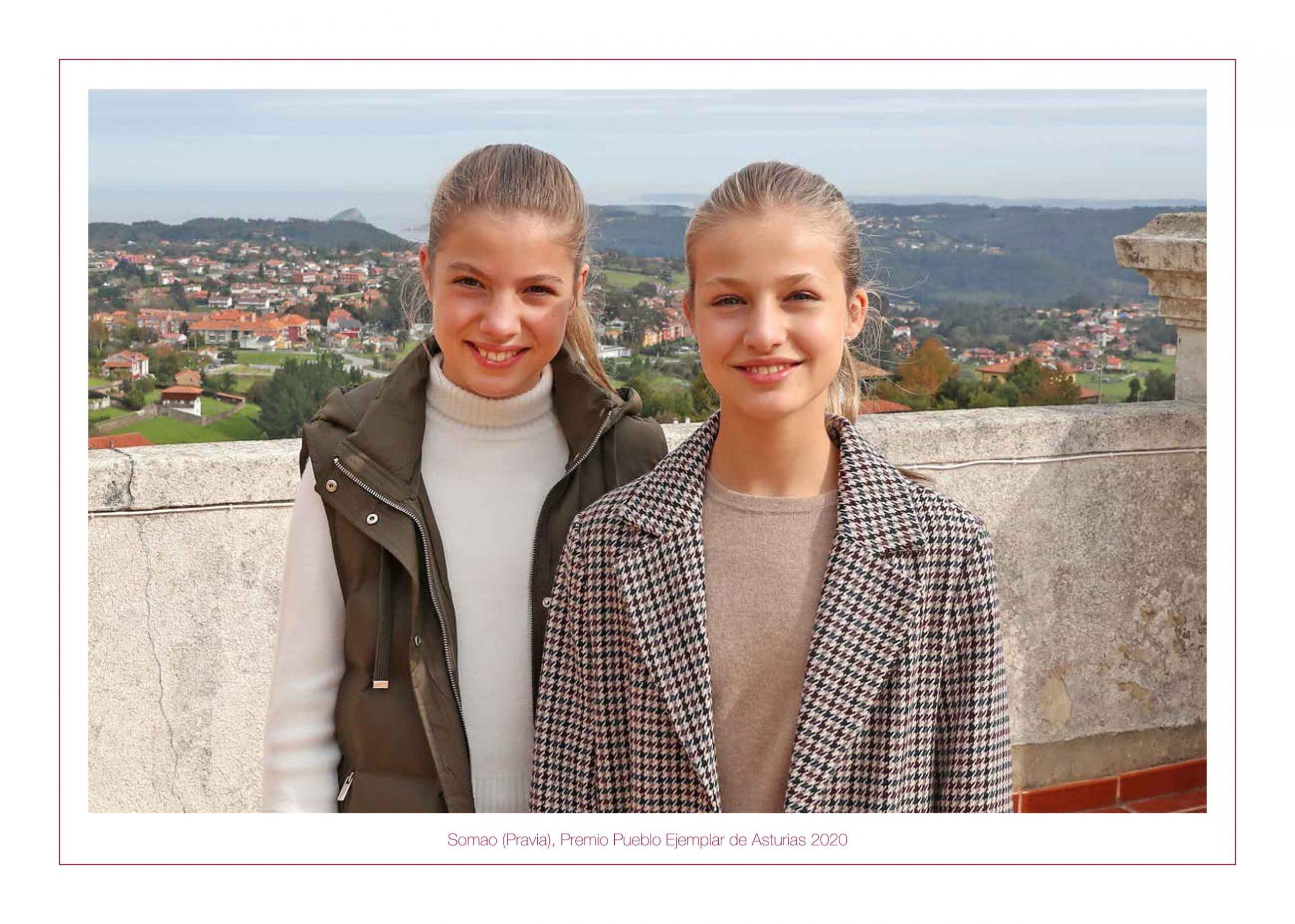 Leeonor y Sofía
