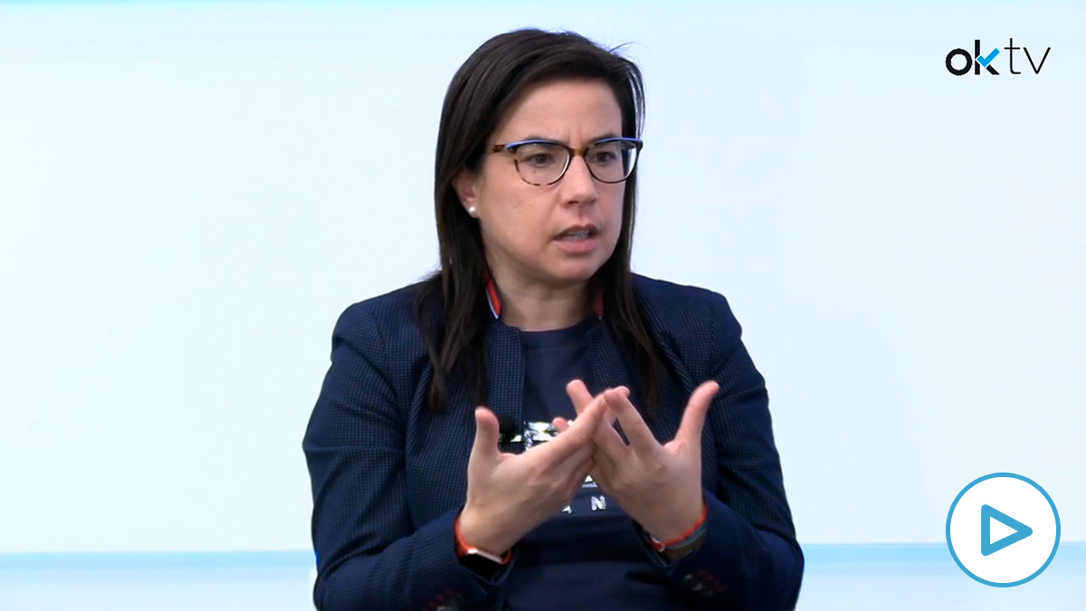 Ana Vázquez, portavoz de Interior del PP, en HOY RESPONDE, de OKDIARIO