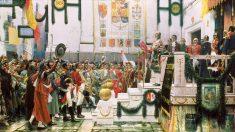 La Constitución Española de 1812 fue conocida como «La Pepa»