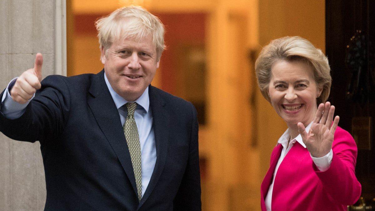Los valores con presencia en Reino Unido repuntan en Bolsa ante el inminente acuerdo de Brexit