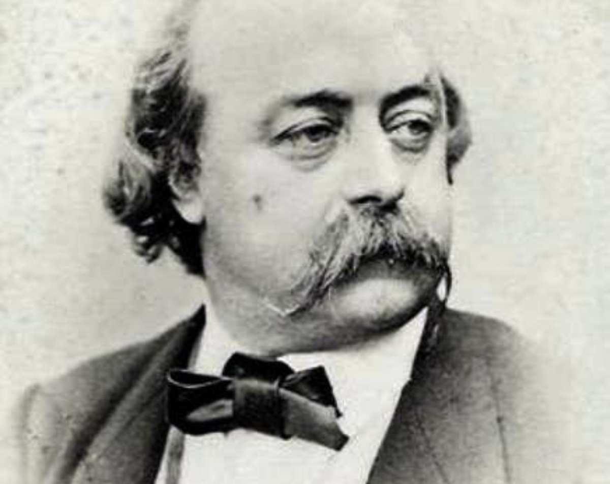 Frases del escritor Gustave Flaubert en el día de su nacimiento 12 de diciembre