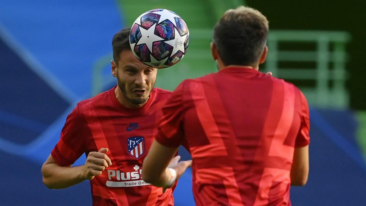 Saúl y Héctor Herrera. (AFP)