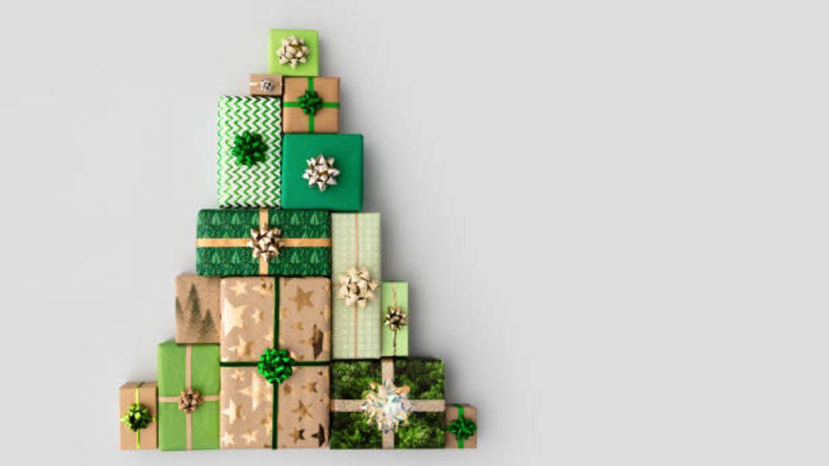 Cómo envolver tus regalos de Navidad de forma original y creativa