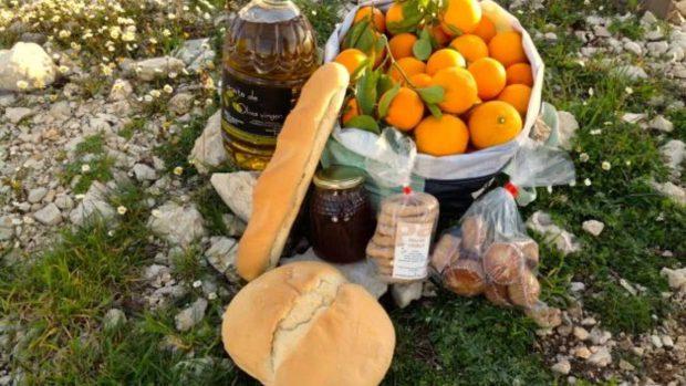 Dieta mediterránea en las fiestas de Navidad