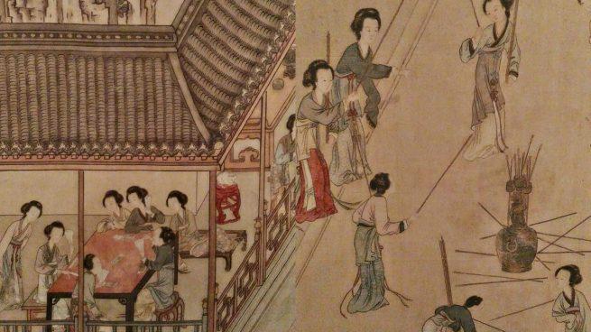 """De concubina a estratega militar, así fue la vida de la """"señora Mei"""""""