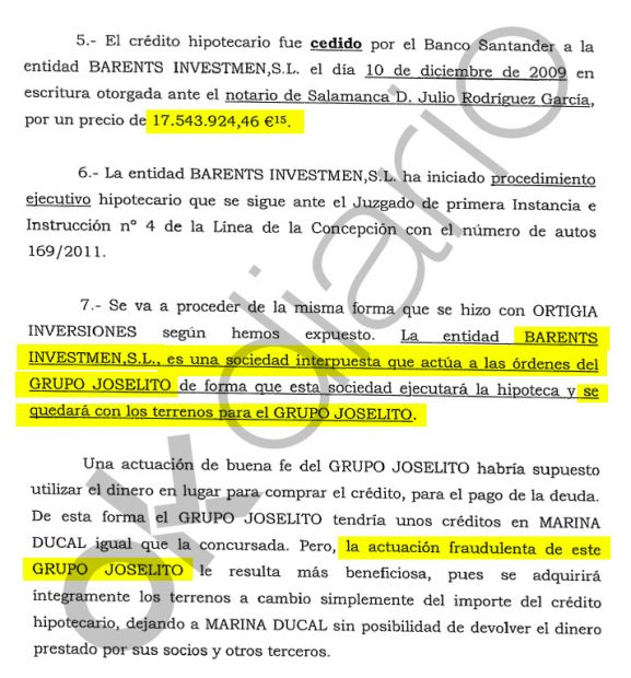 El dueño de Joselito usó al mayoral de su finca como testaferro para dar un 'pelotazo' de 63 millones