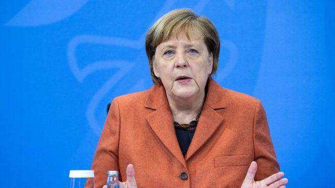 Angela Merkel Afganistán