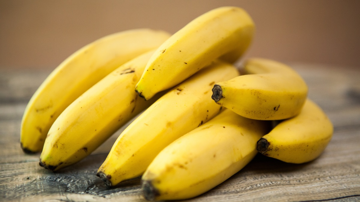 El plátano puede servir para mucho más que para disfrutar de una deliciosa fruta