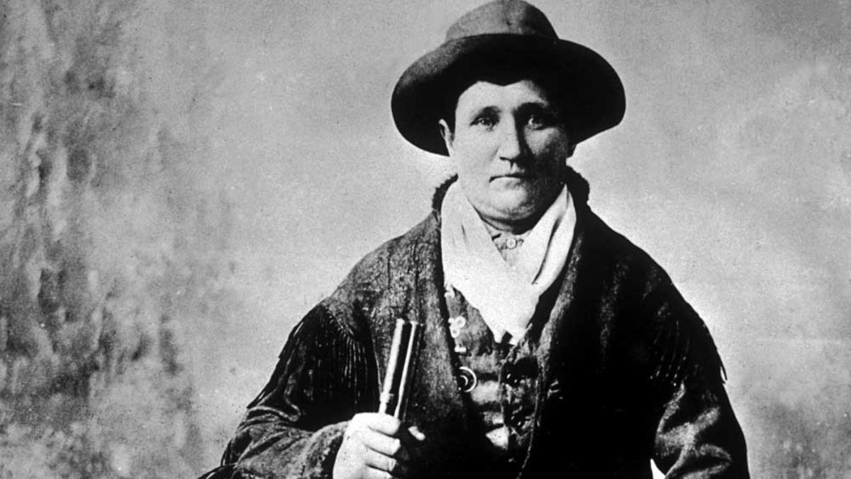 Calamity Jane la vaquera que tuvo 12 maridos y estaba dispuesta a todo