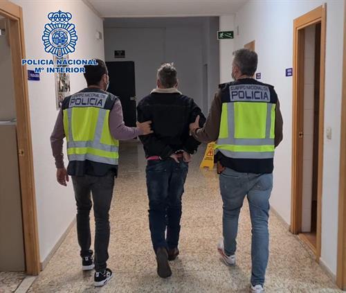 Uno de los detenidos por agresión sexual a una menor en El Ejido.