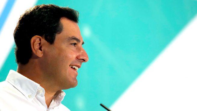 Juanma Moreno, presidente de la Junta de Andalucía.Juanma Moreno, presidente de la Junta de Andalucía.
