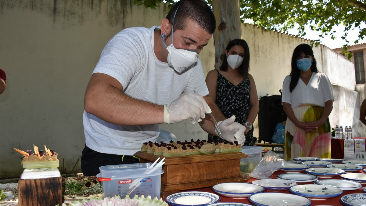 El chef talaverano Carlos Maldonado consigue su primera estrella Michelin (Europa Press)