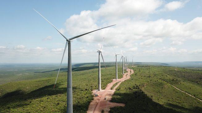 Enel Green Power inicia la construcción de 1,3 GW de nueva capacidad renovable en Brasil