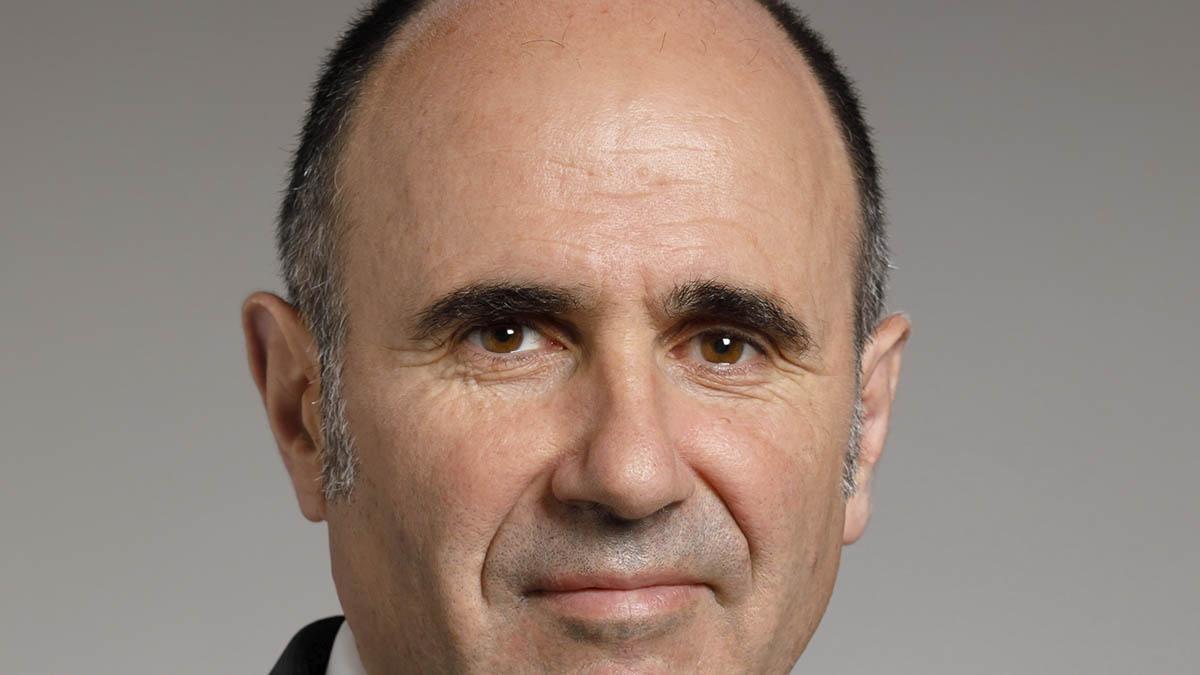 Manuel Ayerdi, consejero de Desarrollo Económico y Empresarial del Gobierno de Navarra.