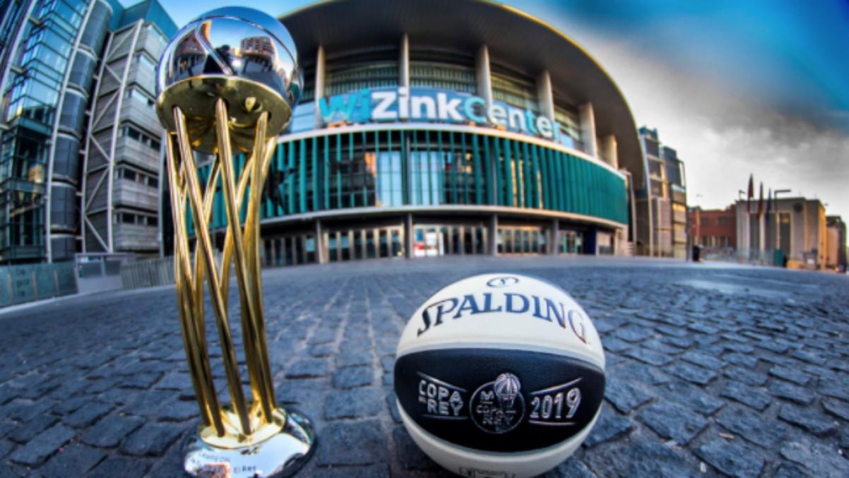 La Copa del Rey de balonceesto se jugará en Madrid. (ACB media)