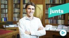 Salvador Vergés Tejero, el número 3 de JxCAT por Gerona para las elecciones catalanas del 14-F.