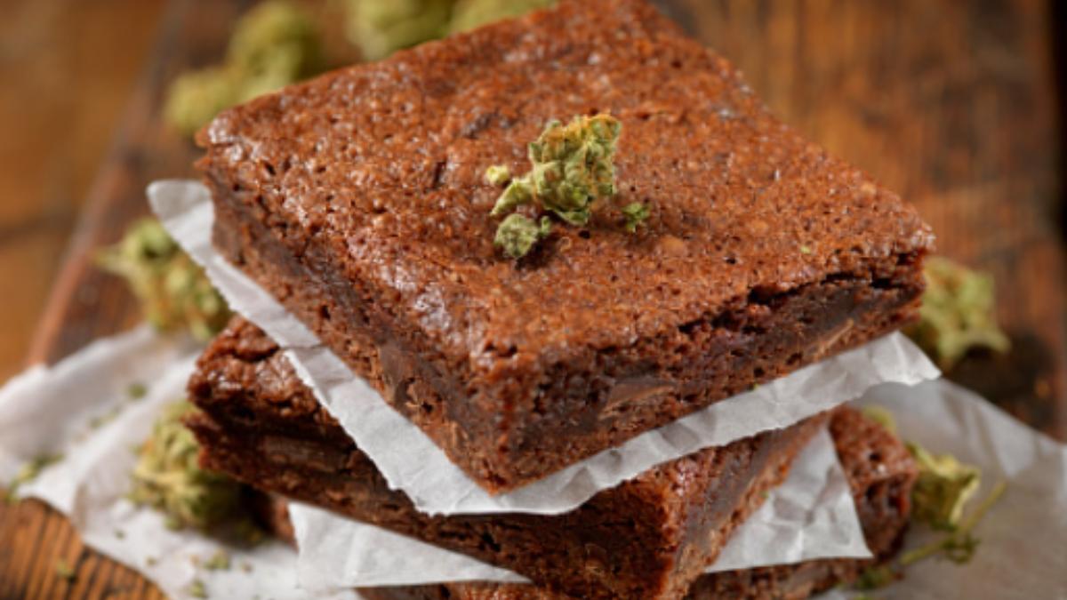 Brownie de coliflor