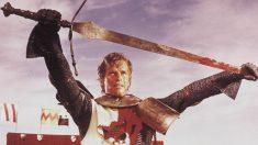Charlton Heston en 'El Cid' de 1961