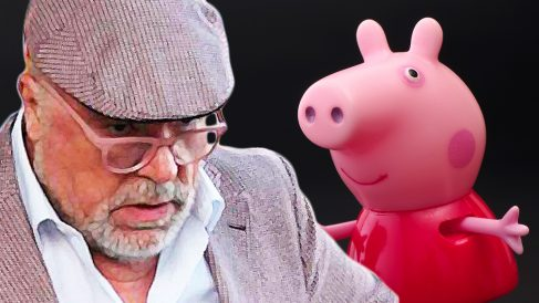 El comisario José Manuel Villarejo recibió el apodo de Peppe Pig