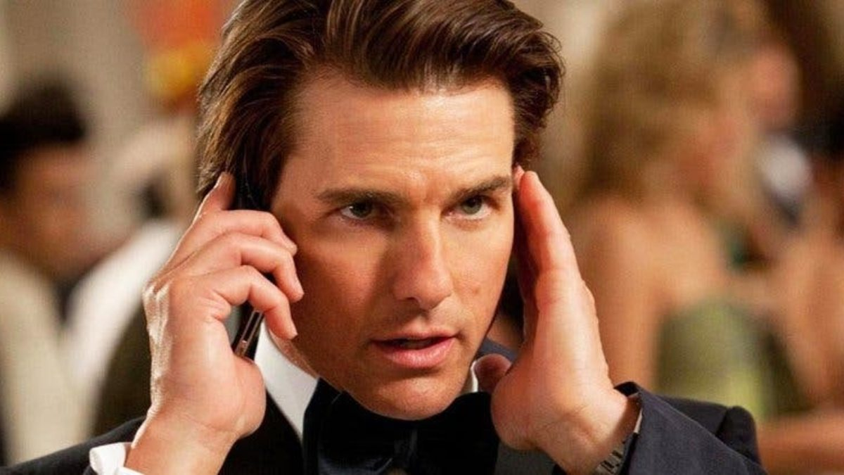 Tom Cruise en 'Misión Imposible 2'