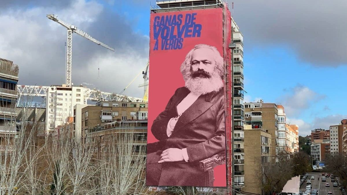 Anticapitalistas amenaza a Madrid.