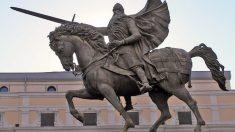 Monumento de El Cid en Burgos