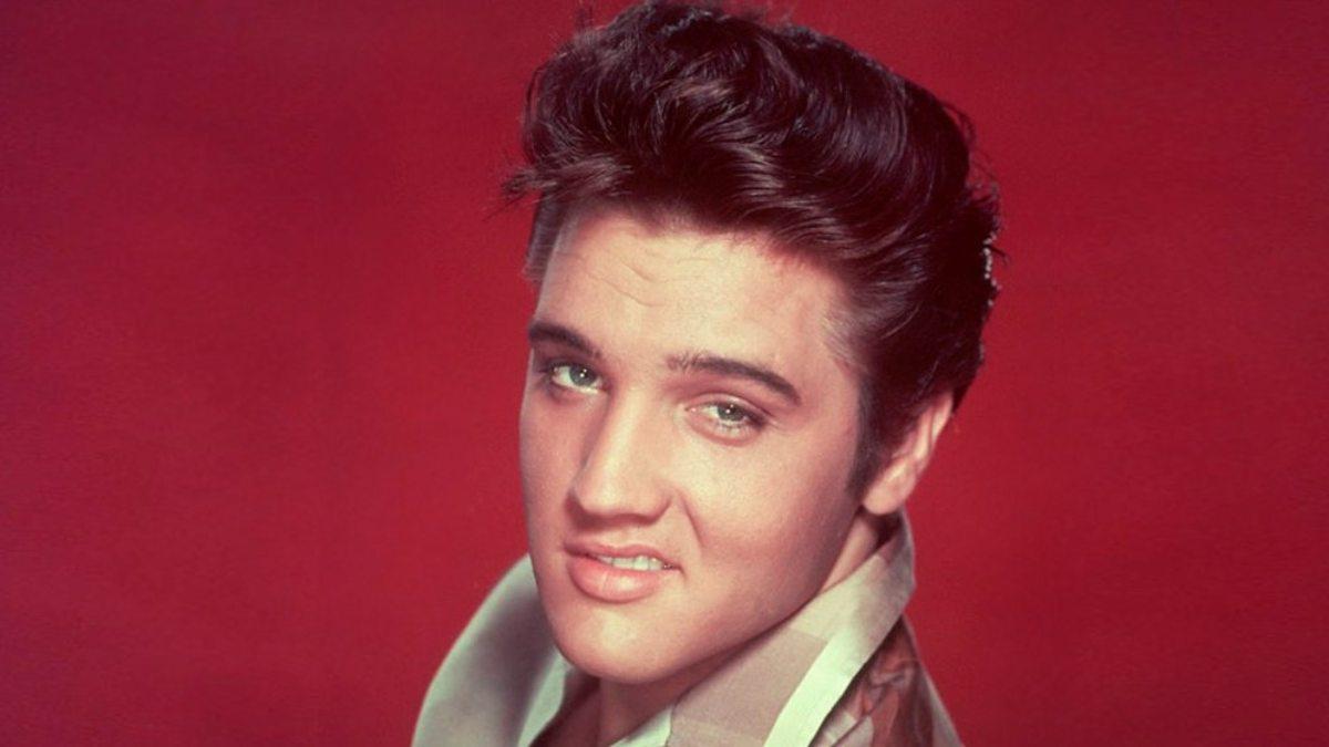 Elvis Presley, un personaje de la historia del rock
