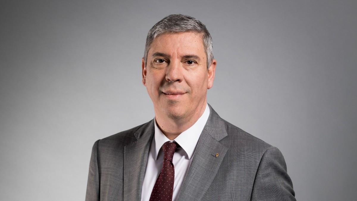 El director general de Fabricación y Logística del grupo Renault y presidente de Renault España, José Vicente de los Mozos