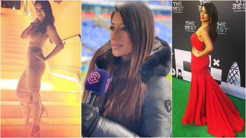 Reshmin Chowdhury, periodista deportiva que presentará la gala de los premios 'The Best', incendia las redes sociales con sus posados
