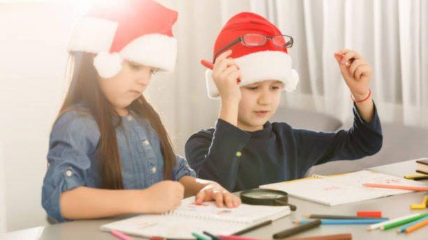 deberes Navidad