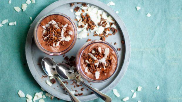 Las 5 mejores recetas de mousse de chocolate casera de la abuela