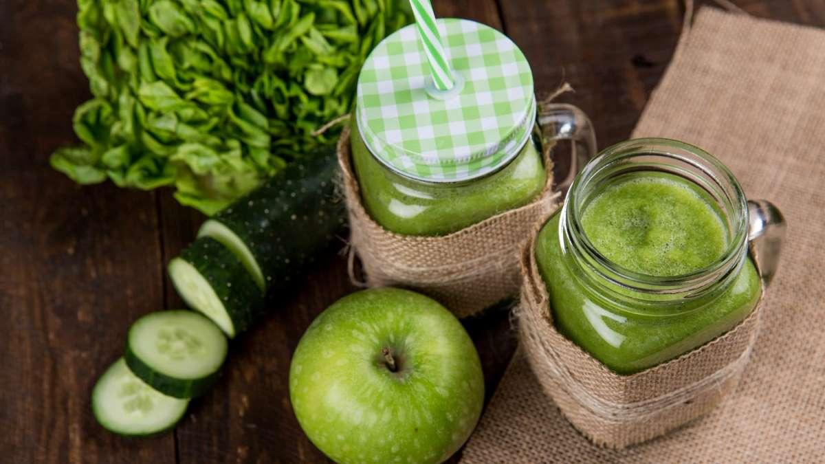 El pepino es un ingrediente estrella en las bebidas adelgazantes