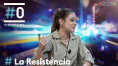 Teresa Díaz en 'La Resistencia'